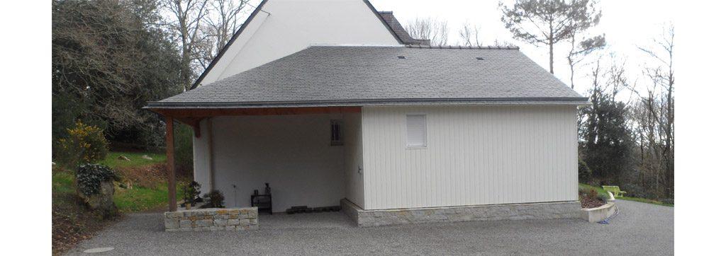 rénovation maison Quimper Finistère